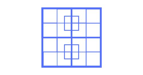 Afbeeldingsresultaat voor vierkanten tellen
