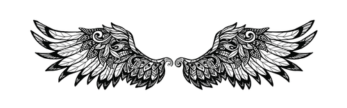 What Angel Wings Would You Choose? Pick One To Reveal Your Blessings! 7