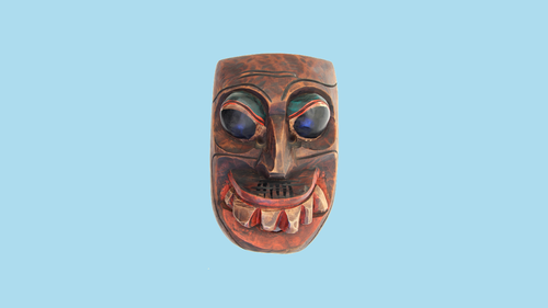 Pick A Tribal Spirit Mask To Reveal What Kind Of Person You Are 4