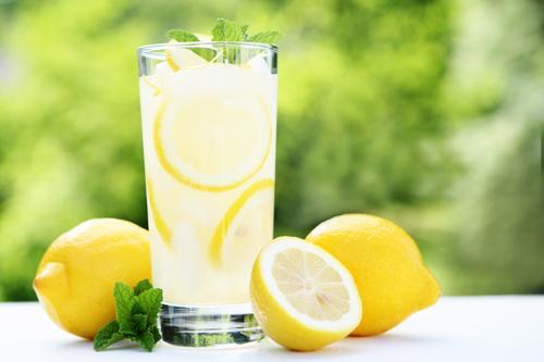 citronsaft kuren