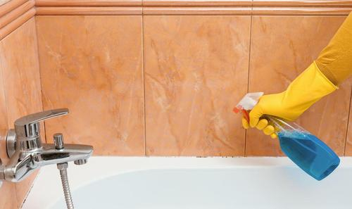 Grungy Bathroom Grout Tips And Tricks To Remove And