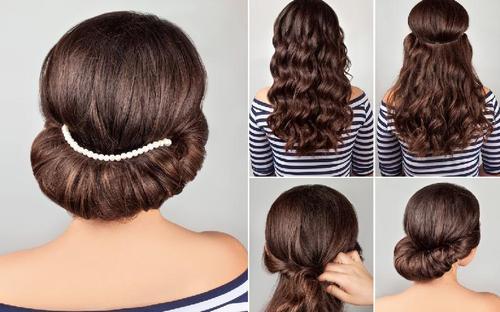 5 Ruckzuck Frisuren Für Lange Haare
