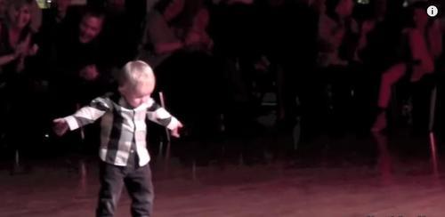 hvilken alder skal en person begynde at danse