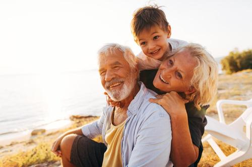 Raising Children Near Their Grandparents Is One Of The Most