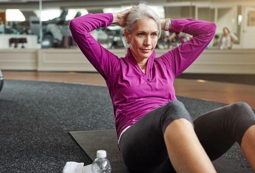 Übungen zum Abnehmen in 30 Tagen und