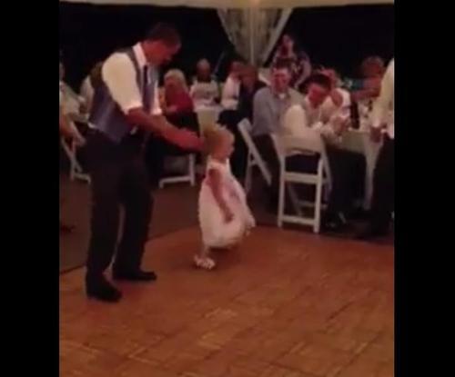 sie wollte tanzen