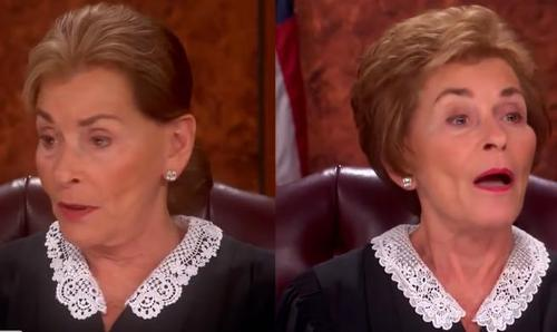Judge Judy Just Debuted A New Hairstyle In The Courtroom After 22 Years With Her Signature Bob