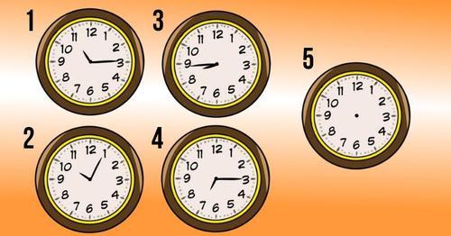 clock logic test