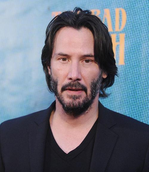 Reeves tochter keanu Keanu Reeves