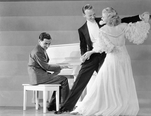 Algunos Dicen Que La Mejor Rutina De Fred Astaire Y Ginger Rogers Es La De Su Ultima Pelicula Juntos
