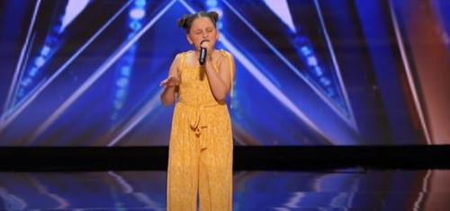 Adorable 12 Year Old Performs Dance Monkey By Tones And I On Agt