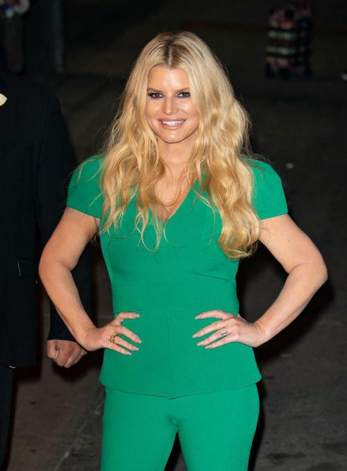 Jessica Simpson Shows Off Stunning 100lb Weight Loss