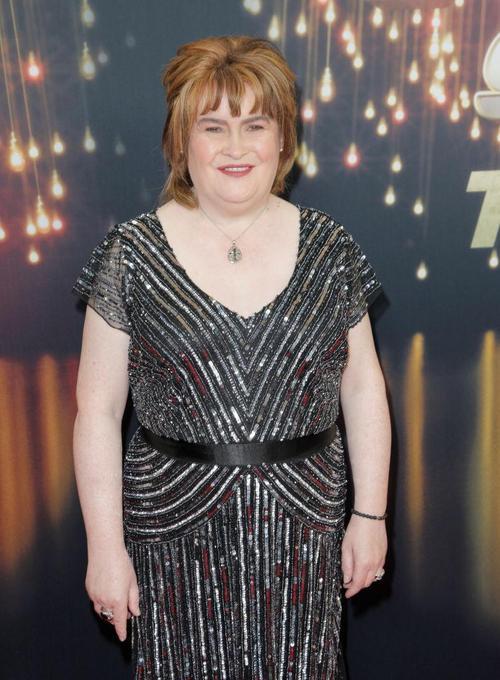 Gestorben susan boyle Susan Boyle