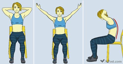 5 prostych ćwiczeń na bolące plecy. Poczujesz się jak po masażu!
