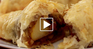 Apple Pie Bites! The Easiest Snack Recipe You'll Ever Need!