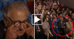 Man Who Secretly Rescued 669 Children During The Holocaust Gets A Surprising Reunion