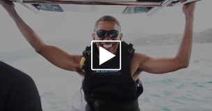 Barack Obama And Richard Branson Film A Funny Vacation Movie Together!