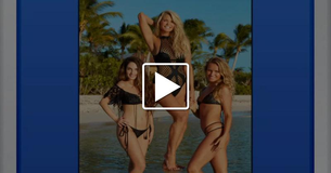 Christie Brinkley And Her Daughters Pose For Sports Illustrated Together