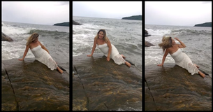 This Woman Becomes A True Mermaid After Posing For Photo Takes A Wrong Turn
