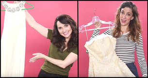 Prepare For An Emotional Overload As These Moms Try On Their Wedding Dresses Again!