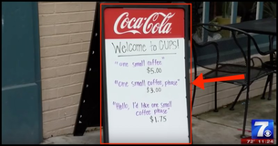 Owner Tired Of Impolite Customers Puts Up Clever Bar Sign To Teach Them A Lesson, And It Works Instantly