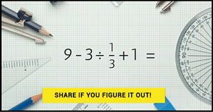 This Maths Riddle Is Harder Than You Think - Can You Solve it Without Cheating?