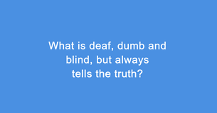 Fun, Simple, Riddles That Make You Think Longer Than You Realise! Part 1