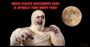 Which Classic Goosebumps Book Is Actually Your Worst Fear?
