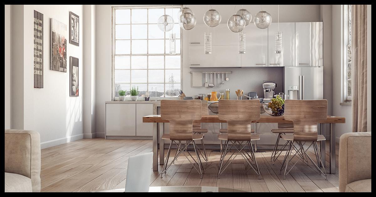 diese tricks lassen jede wohnung edler erscheinen. Black Bedroom Furniture Sets. Home Design Ideas