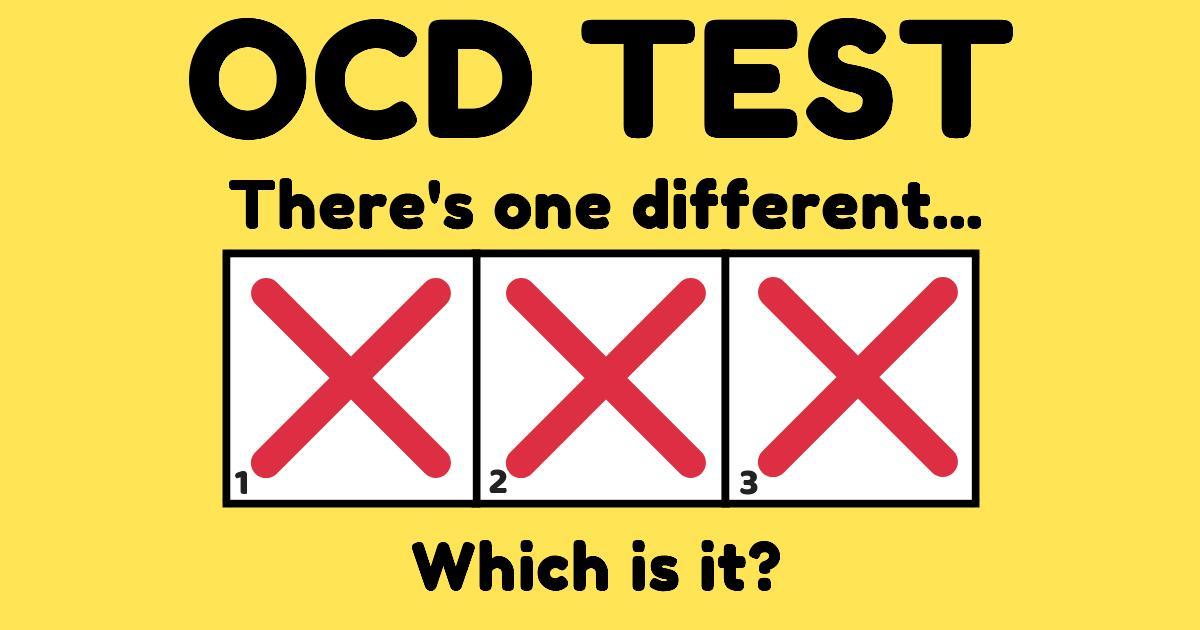 Ocd Test Deutsch
