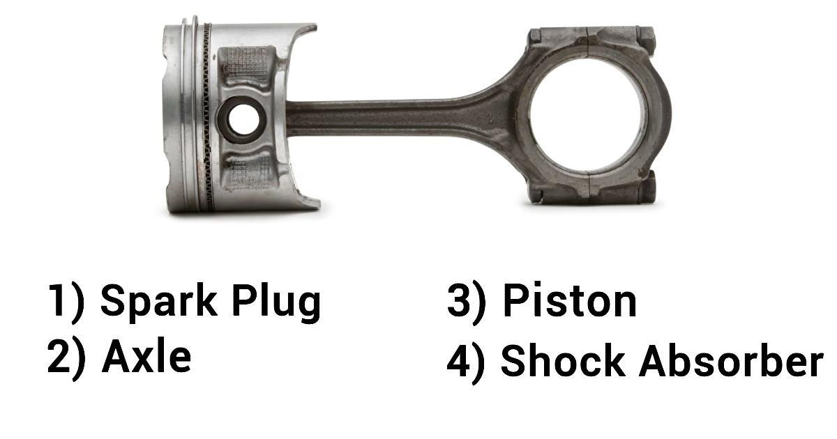 Only People Whose IQs Are Higher Than 149 Passed This Car Parts Quiz