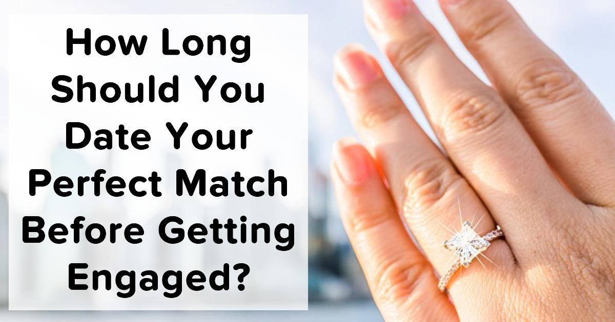 How long should you wait before dating someone new