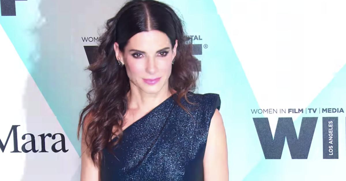Sandra Bullock Has Silently Been Donating $1 Million Every Time There's A Disaster, And No One's Noticed