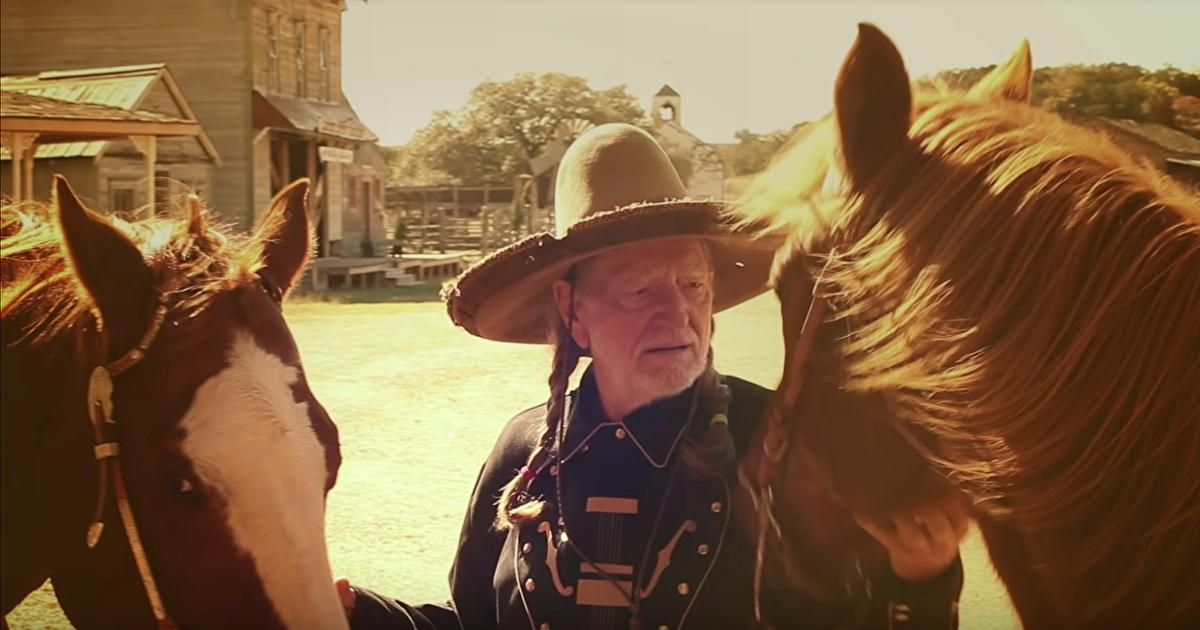 Willie Nelson Rescued 70 Horses From Slaughterhouse Now