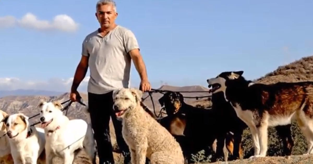 Dog Whisperer Cesar Millan Wakes In Psych Ward After Failed Suicide. Now Has Brand New Outlook On Life