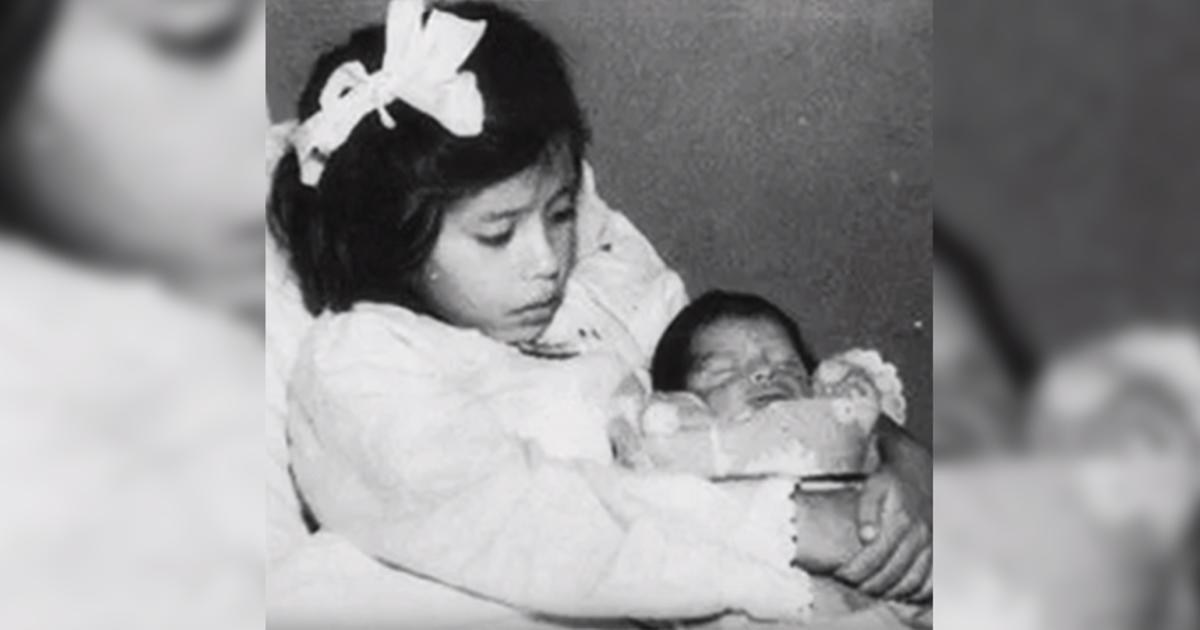1939 wurde eine 5 jährige schwangere Peruanerin zur