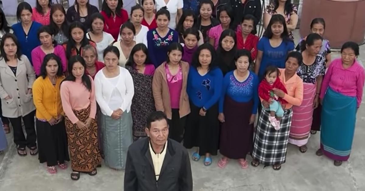 Мужчина, у которого 39 жен, 94 детей и 33 внука, все еще в поиске новых жен  и говорит, что готов расширять семью