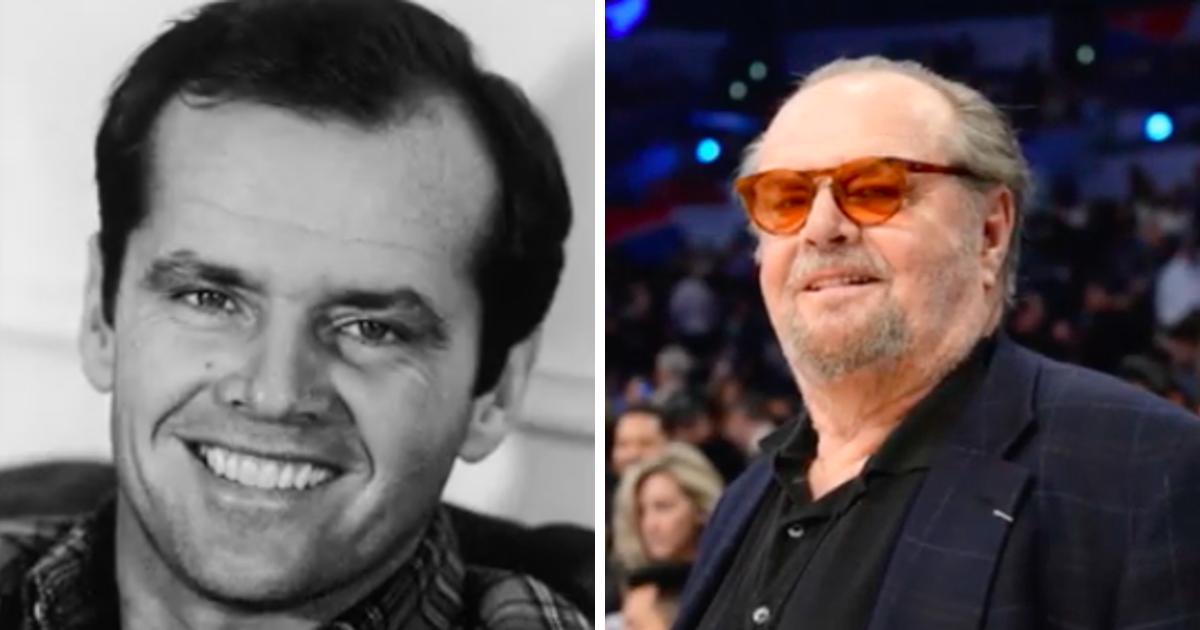 Jack Nicholson wusste bis er 37 war nicht, dass seine