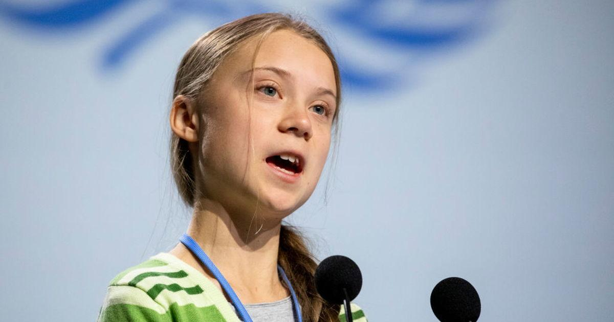 Greta Thunberg Named Time Magazine's Person Of The Year For 2019