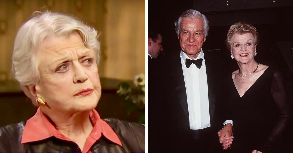 Angela Lansbury On Overcoming Depression After Losing Her Spouse Of 53 Years