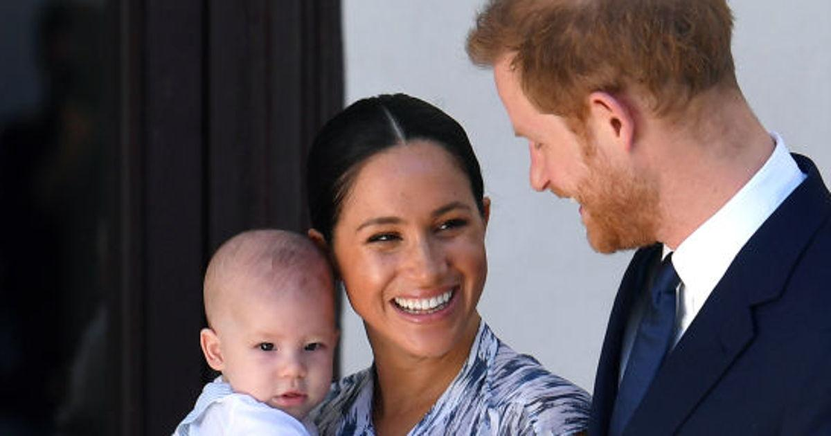 Prince Harry Says Archie Saw Snow For The First Time During Speech About Royal Exit