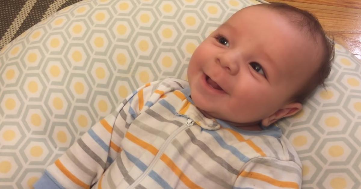 Babys Erstes Wort