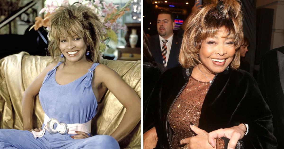 Tina Turner hat im Alter von 73 Jahren zum zweiten Mal