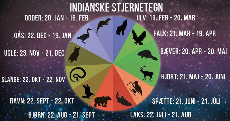 stjernetegn 21 december