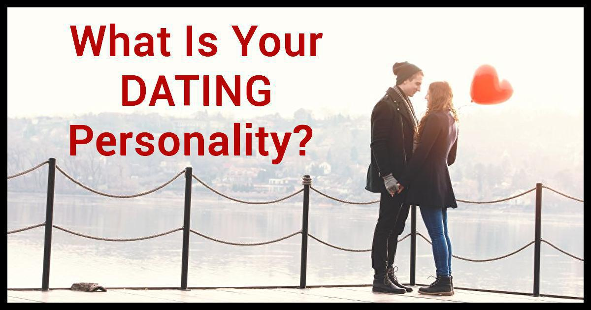 Whats your dating personality