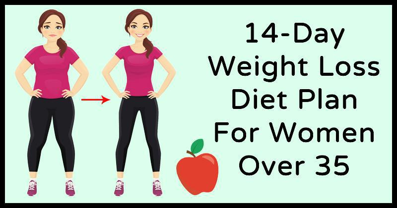 weight loss diet plan for female