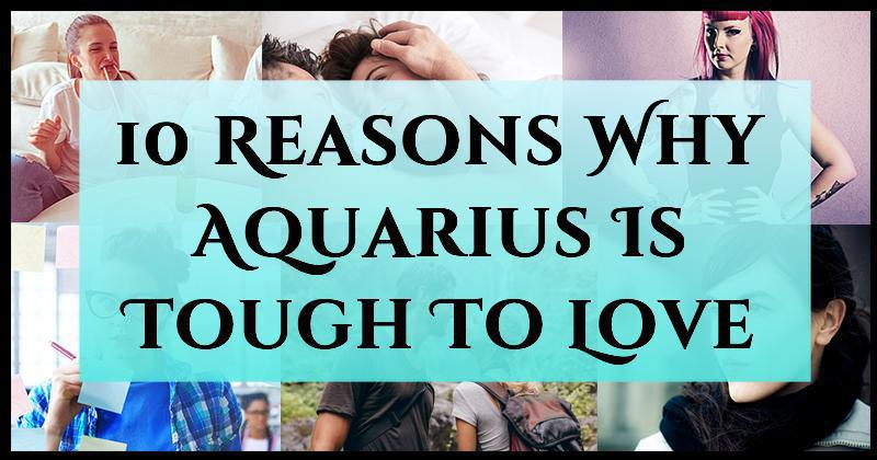 When you hurt an aquarius woman  11 Things You Need To Know