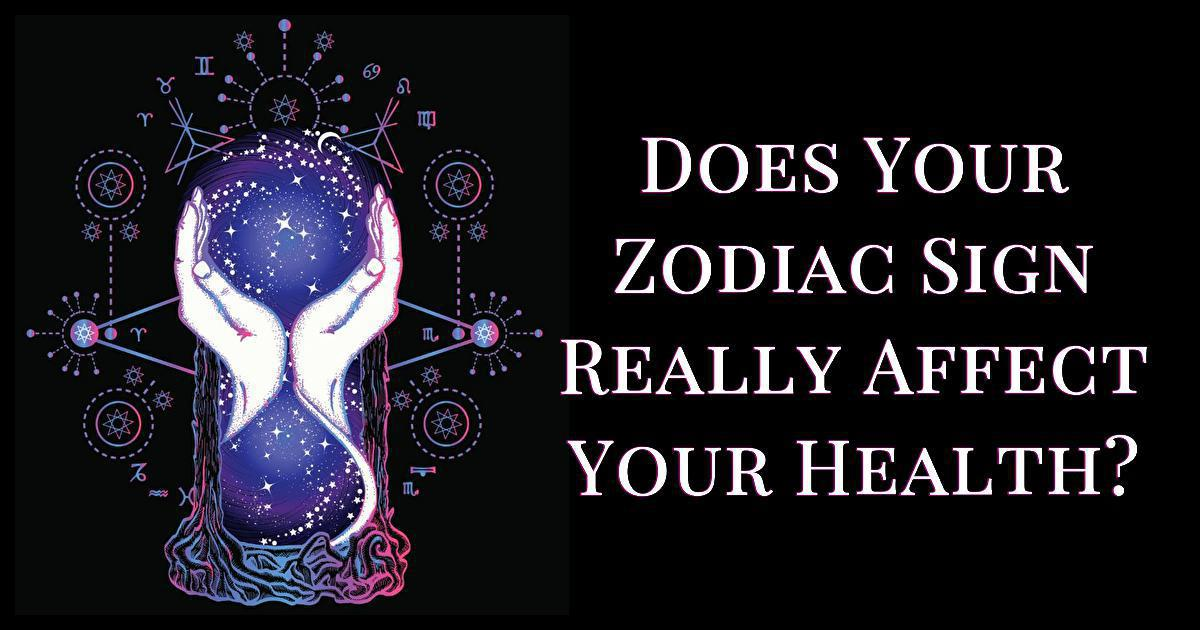 How Healthy Is Each Zodiac Sign?