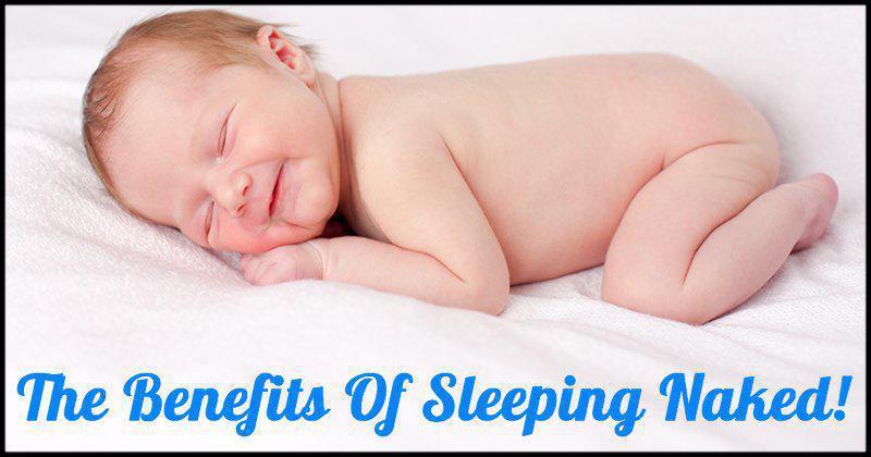 benefits sleeping naked