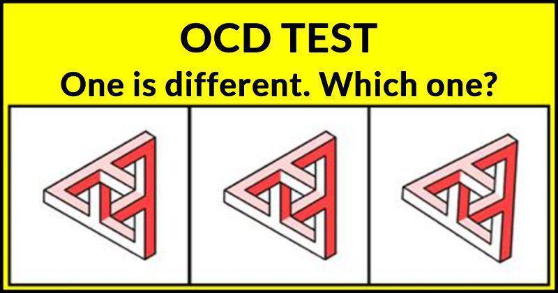 how sensitive is your ocd radar ?!